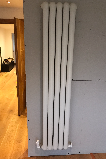 Radiator in house in Sanderstead