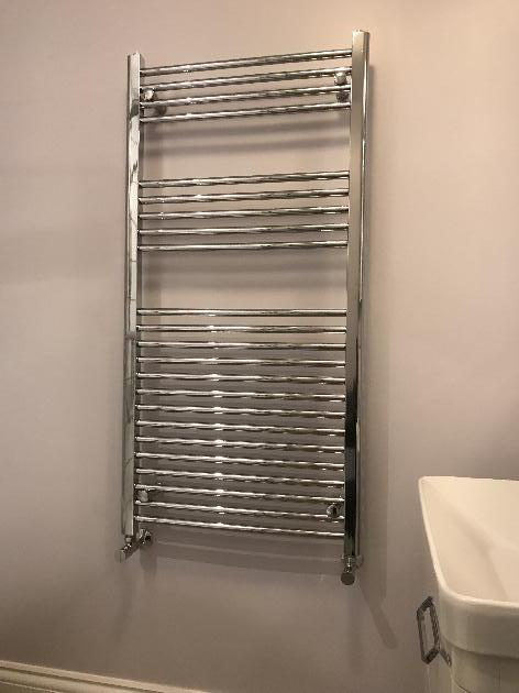 Towel Radiator in Warlingham
